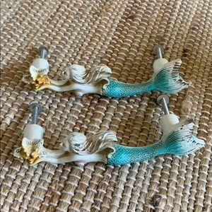 Other - Mermaid drawer pulls